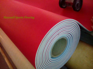 PVC Sports Floor for Table Tennis Courts 2017 Hot Sale pictures & photos