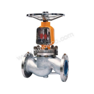 Stainless Steel Oxygen Globe Valve pictures & photos