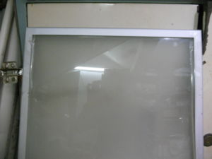 Tempered Glass Kitchen Cabinets Doors pictures & photos