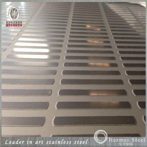 304 Deep Etched Stainless Steel Plate for Escalator Flooring pictures & photos
