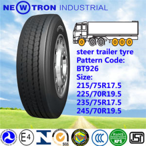 China Cheap TBR Long Mileage Steer Trailer Tyre 225/70r19.5 pictures & photos