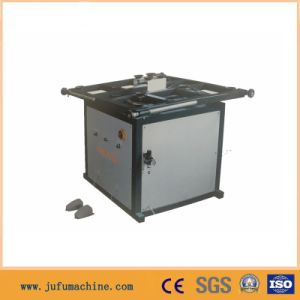 Ig Glass Making Machine Rotated Sealant-Spreading Table pictures & photos