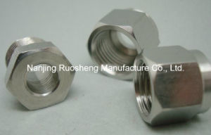 Non-Standard Aluminum Nut-Machining Nut- for Packaging Machine