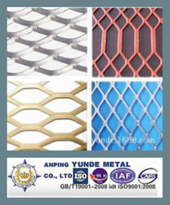 Expanded Metal Lath / Steel Nets/ Steel Screen/ Expanded Metal pictures & photos