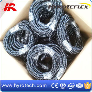 Black Color Spiral Hose Guard for Hydraulic Hose pictures & photos