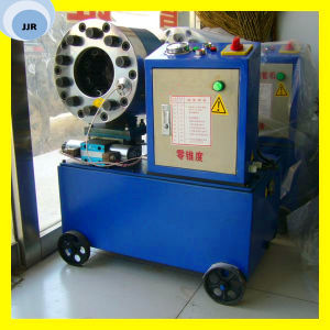 Metal Pipe Crimper Metal Tube Swage Machine pictures & photos