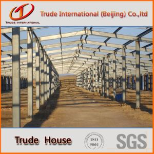 Steel Frame Mobile/Modular/Prefab/Prefabricated Steel Warehouse pictures & photos