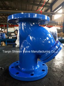 Y Type Strainer Flange End to Pn16 pictures & photos