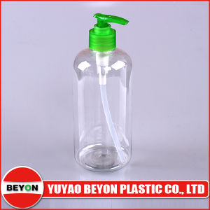 500ml Boston Plastic Bottle for Shampoo and Shower Packaging (ZY01-B098) pictures & photos