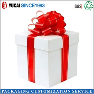 Customized Square Paper Gift Box pictures & photos
