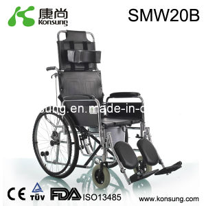 Manual Steel Wheelchair (SMW20B)
