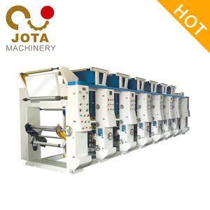 Automatic Rotogravure Printing Press (JT-ASY-800) pictures & photos