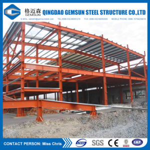 Hot Sale Prefab Moveable Steel Frame pictures & photos