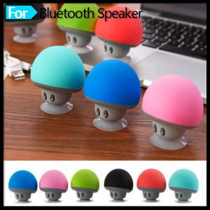 Mini Cute Mushroom Portable Bluetooth Wireless Stereo Loud Speaker pictures & photos