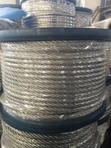 Electro Galvanized Steel Wire Rope pictures & photos
