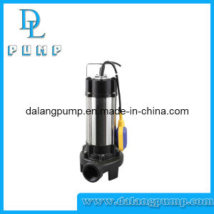 V Series Cut Sewage Submersible Water Pump pictures & photos
