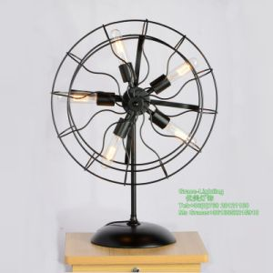 Creative Lighting Fan Table Lamp (GT-0220-5) pictures & photos