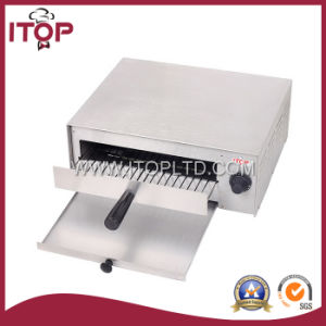 Stainless Steel Small Size Mini Electric Pizza Oven (EPO-01) pictures & photos