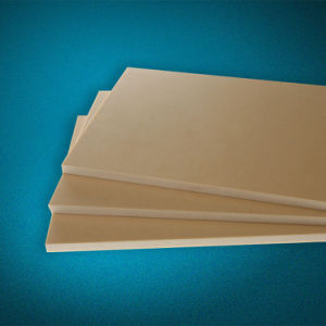 WPC Plastic Shuttering Board pictures & photos