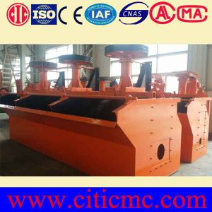High Quality Flotation Machine for Gold Ore Beneficiation pictures & photos