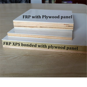Waterproof FRP Coated Plywood Composite Panel for Construction pictures & photos