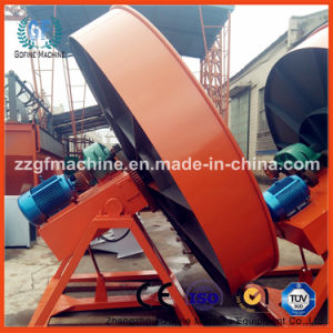 Mushroom Residue Fertilizer Ball Granulating Machine pictures & photos