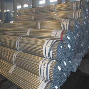 Fence/Rail/Stair/Ornament Use Cr Steel Tube pictures & photos