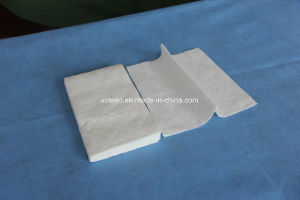 Hot Sale 2ply Virgin Dinner Napkin Nv010 pictures & photos