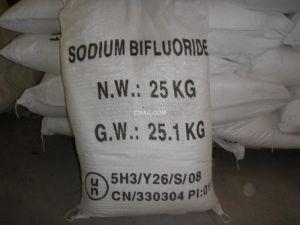 Sodium Bifluoride pictures & photos