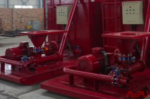 Mud Hopper Pump for Mixing in Oilfield Drilling Mud Process pictures & photos