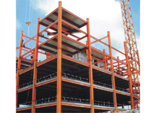 Steel Structure Building, Steel Frame Building (SSW-459) pictures & photos