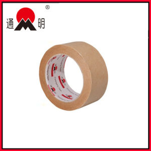 Kraft Paper Customized Logo Adhesive Tape for Use pictures & photos