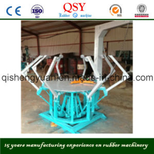 Enveloping Machine for Hot Truck Tyre Retreading Line pictures & photos
