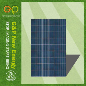 Poly Solar Modules Panels with TUV, CE, IEC Certificate (GPP235W60) pictures & photos