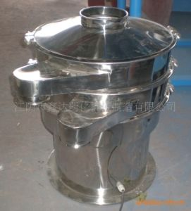 Type Zs-600 Strong Vibration Sieve Machine pictures & photos
