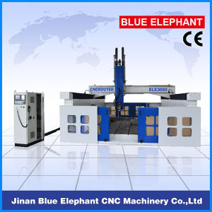 Ele-3050 4 Axis Atc CNC Wood Router, Styrofoam 4 Axis Atc CNC Router for Wood Door Furniture, Foam Cutting Machine with Economical Price pictures & photos