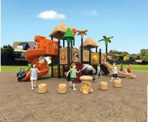 Child Outdoor Playground Equipment pictures & photos