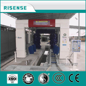 Risense Automatic Tunnel Car Wash Machine- CE pictures & photos