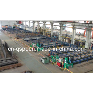 Pipe Spool Fabrication Production Line (NPPPL-24A) pictures & photos