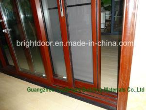 Aluminum Sliding Mesh Door, Sliding Screen Doors Prices pictures & photos