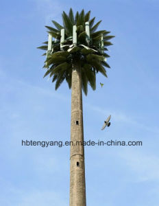 Kinds of Height Camouflaged Palm Tree Antenna Tower pictures & photos