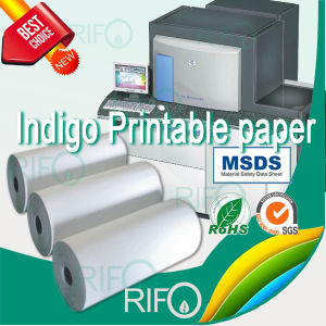 Rnd-110 Thickness Photo Paper for HP Indigo Digital Print Machine pictures & photos
