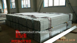 X Cross-Arm for Transmission Steel Tower or Poles pictures & photos
