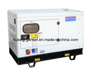 10kVA-2250kVA Diesel Silent Soundproof Generator with Perkins Engine (PK30100) pictures & photos