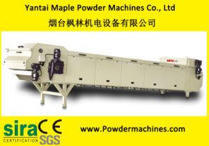 Powder Coating Cooling Crusher Stainless Steel Belt, Yantai Mpm Tek pictures & photos