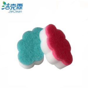 The Clouds Shape Cleaning Foam Sponge Kitchen Melamine Sponge pictures & photos