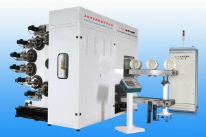 Yt-6 Six Color Bucket Printing Machine pictures & photos