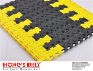 Anti-Friction Heavy-Duty Modular Conveyor Belt (HS-502D)