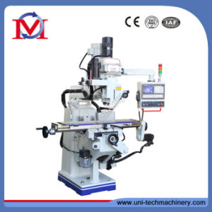 China High Precision Metal Siemens Controller CNC Milling Machine (XK6325) pictures & photos