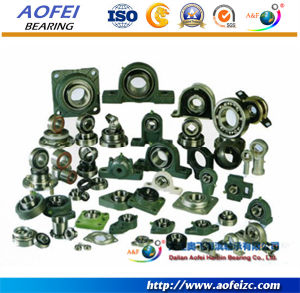 Aofei Manufactory supply all kinds of adjustable Pillow Block Bearing dimension Spherical bearing Ball bearing units pictures & photos
